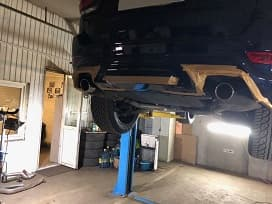 Ремонт и тюнинг глушителя Джип (Jeep)